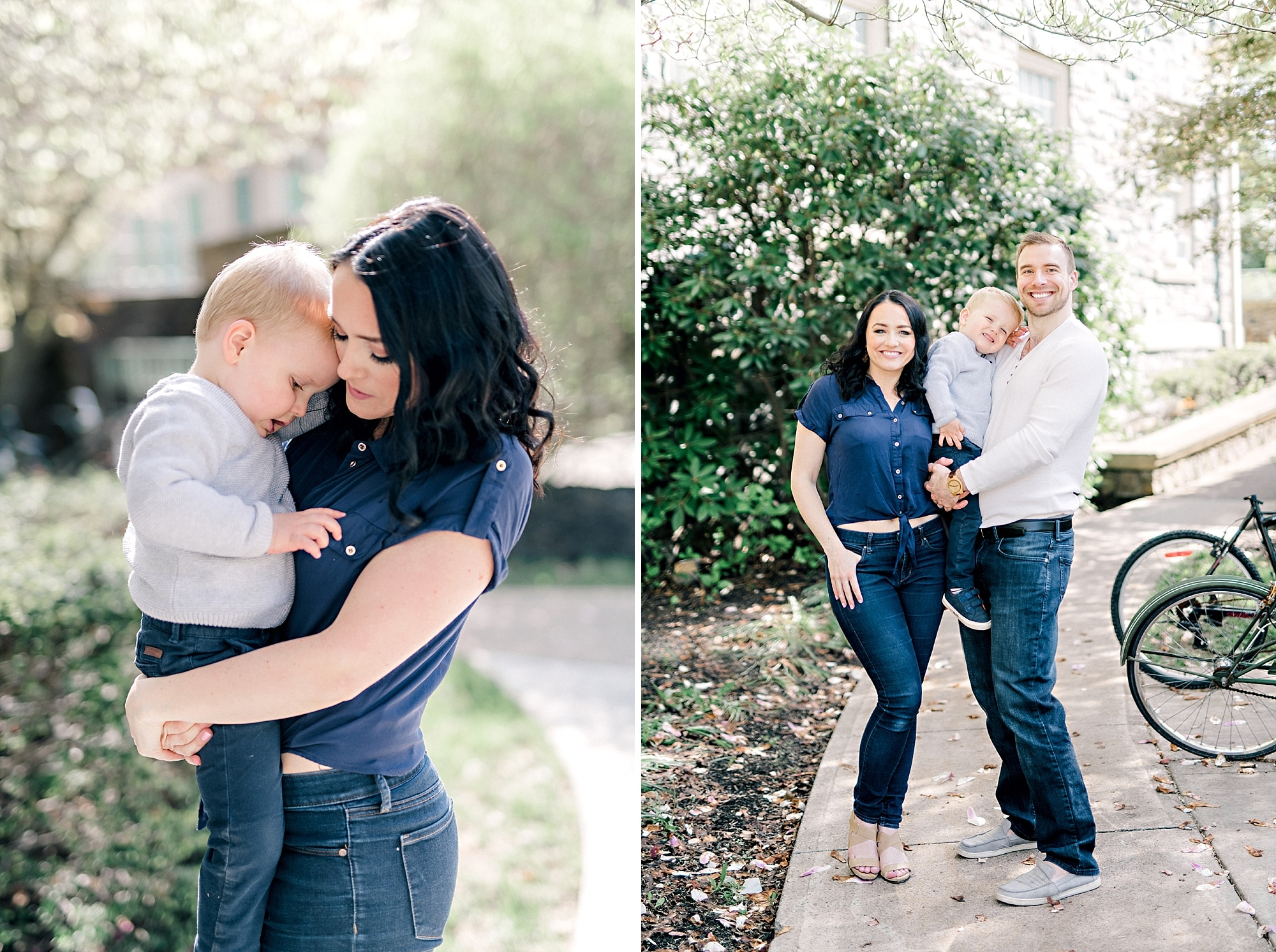 halifax family photoshoot by candace berry photography
